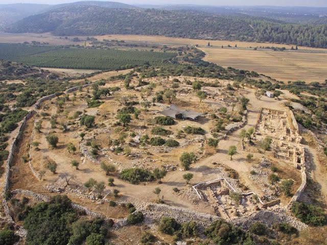 Istana Nabi Daud ditemukan di Israel Ada fotonya gan