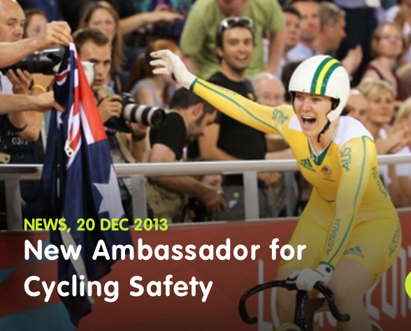 cycling anna meares safety energia sports