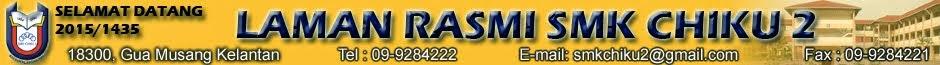 LAMAN RASMI SMK  CHIKU 2