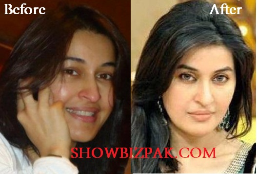Shaista Wahidi without makeup