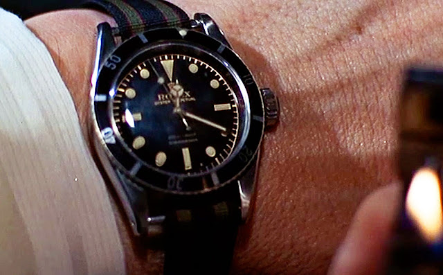 ROLEX SUBMARINER NATO STRAP DE SEAN CONNERY