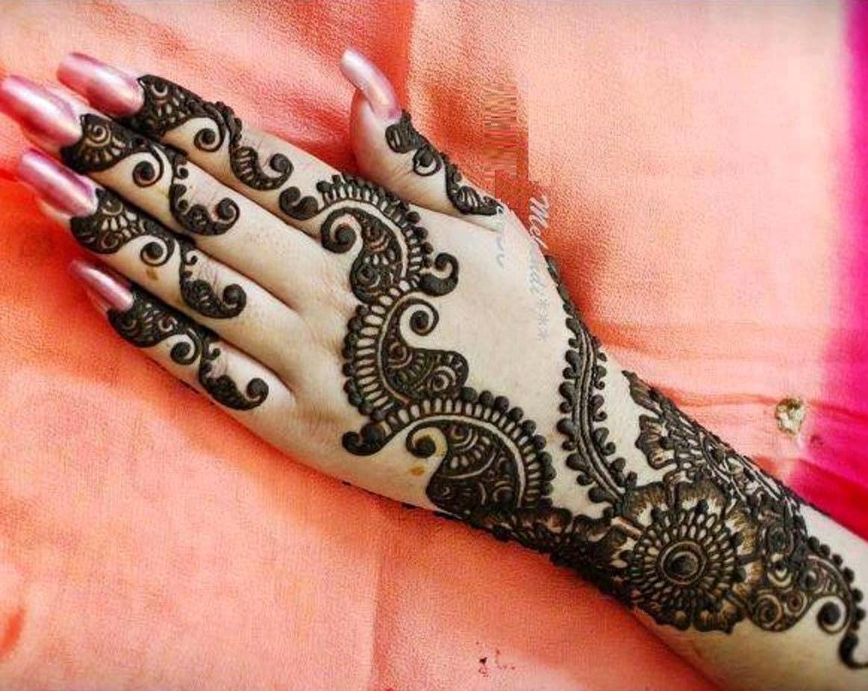 Mehndi For Download : Bridal mehndi designs latest designes for
