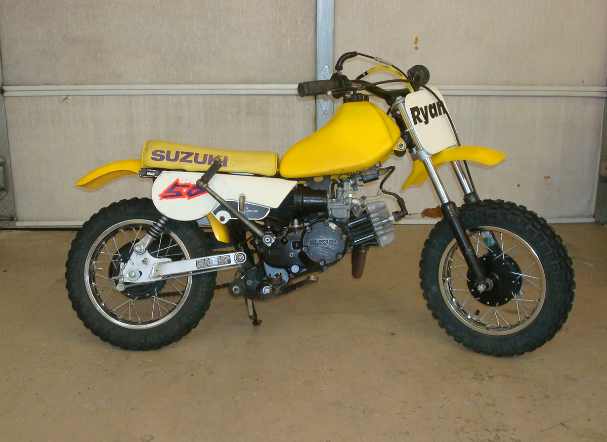 Suzuki Jr Years Made