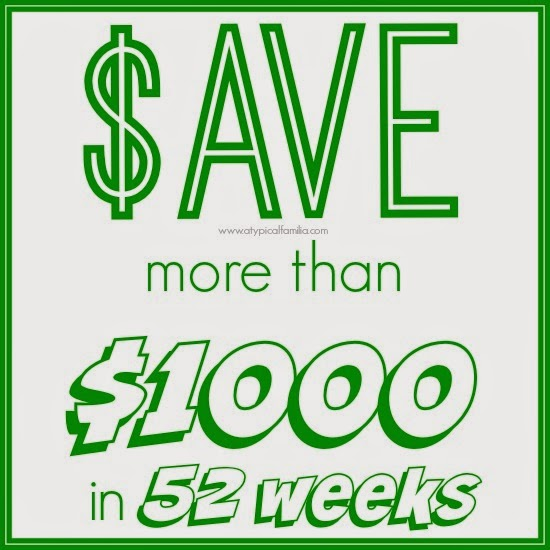 We're Doing The 52 Week Money Savings Plan Challenge! Will You Join Us ...
