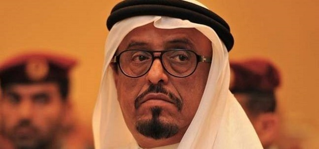 """خلفان ينشر صورة بخصوص حريق فندق دبي معلقا : """"من هنا يبدأ البحث"""""""