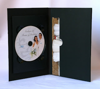 Carpeta para DVD y fotos