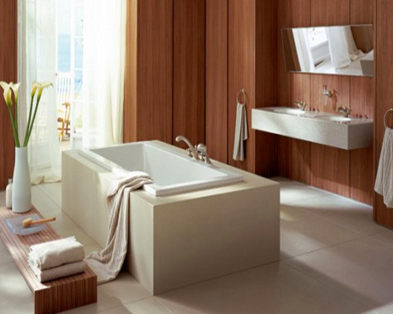 بالصور ديكورات حمامات فاخرة