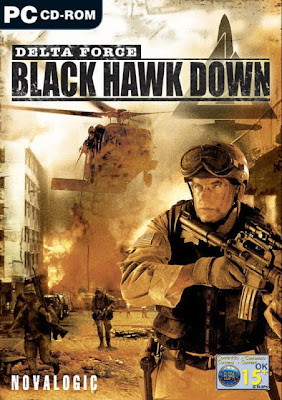 Delta Force 4 - Black Hawk Down Game Free Download Full Version For PC