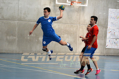 Balonmano Apóstol Santiago Aranjuez Fresi-Espárrago