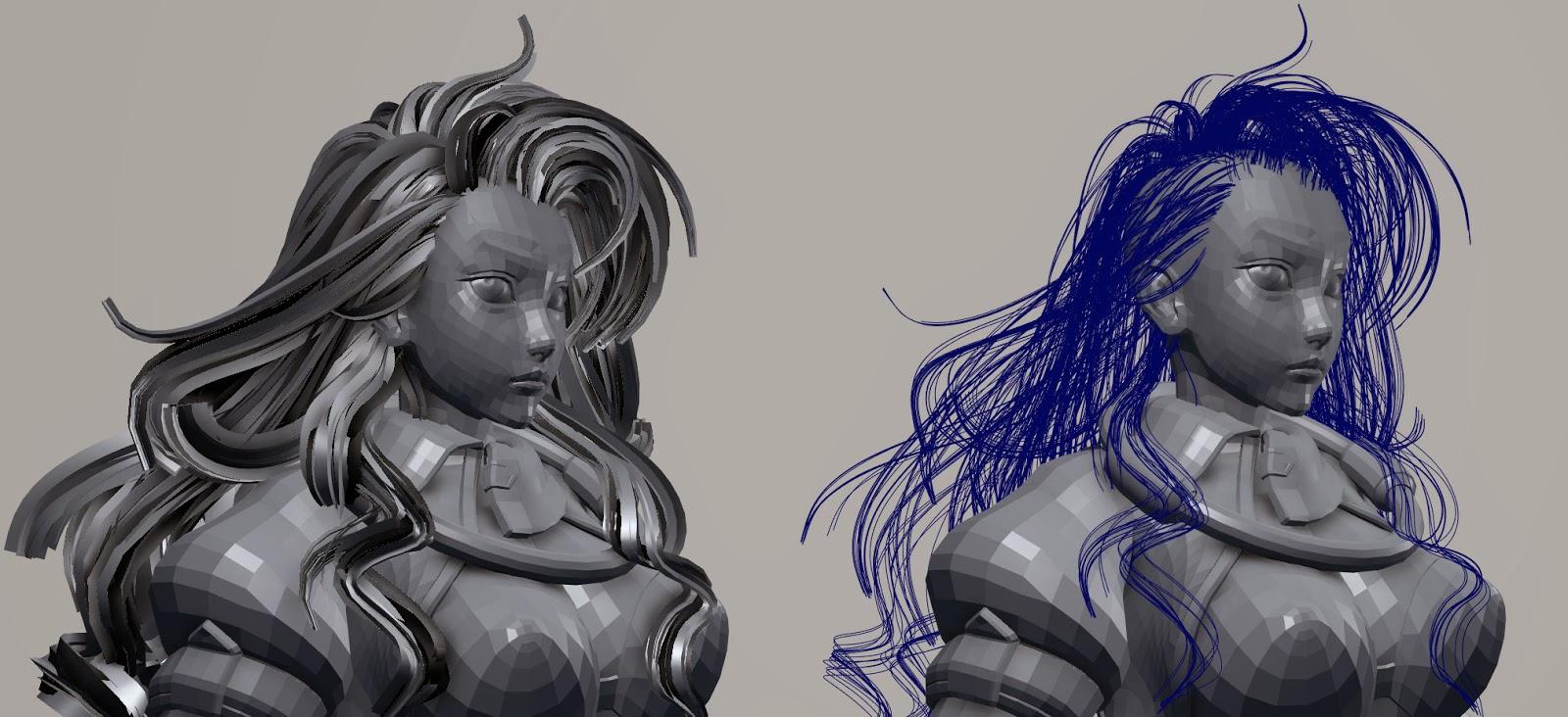 New Plugin Maya Hair Tool GMH V26 For Autodesk Maya Sneak Peek
