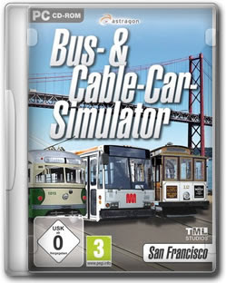 Bus Tram Cable Car Simulator: San Francisco