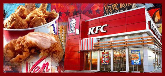 nhà hàng KFC