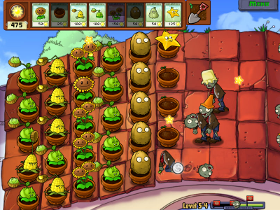 descargar plantas vs zombies portable en espanol