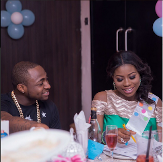 Davido Is Now A Father!!! Welcomes Baby Girl With Sophie Momodu