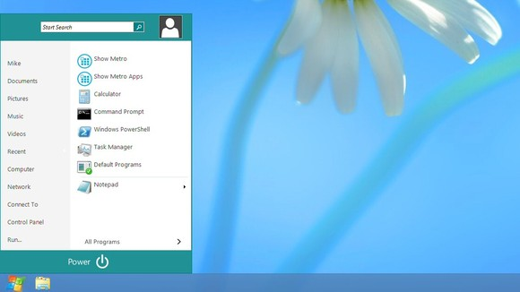 Vistart Start Menu For Windows 8