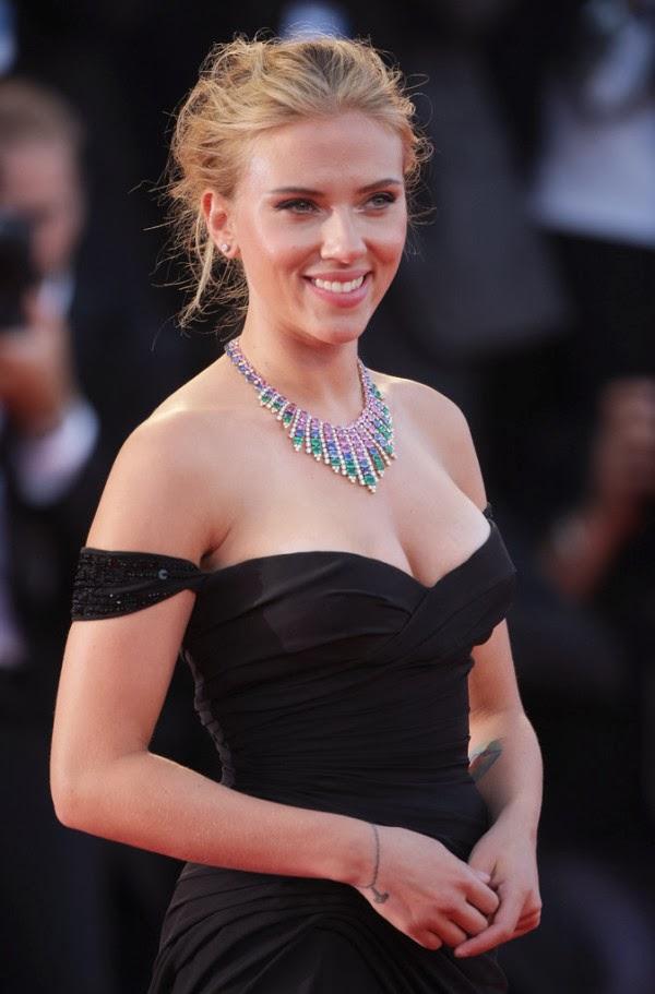 Scarlett Johansson será la protagonista de Under The Skin