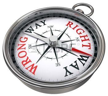 Moral Compasses