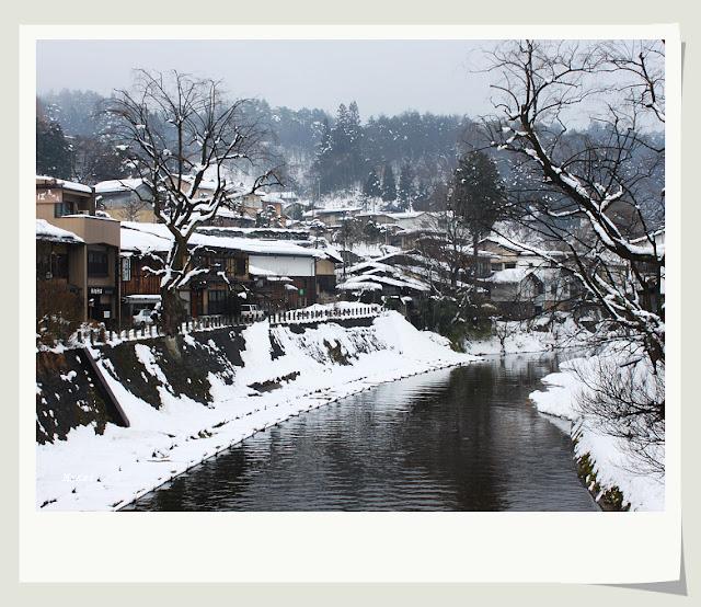 日本 白川鄉 合掌村
