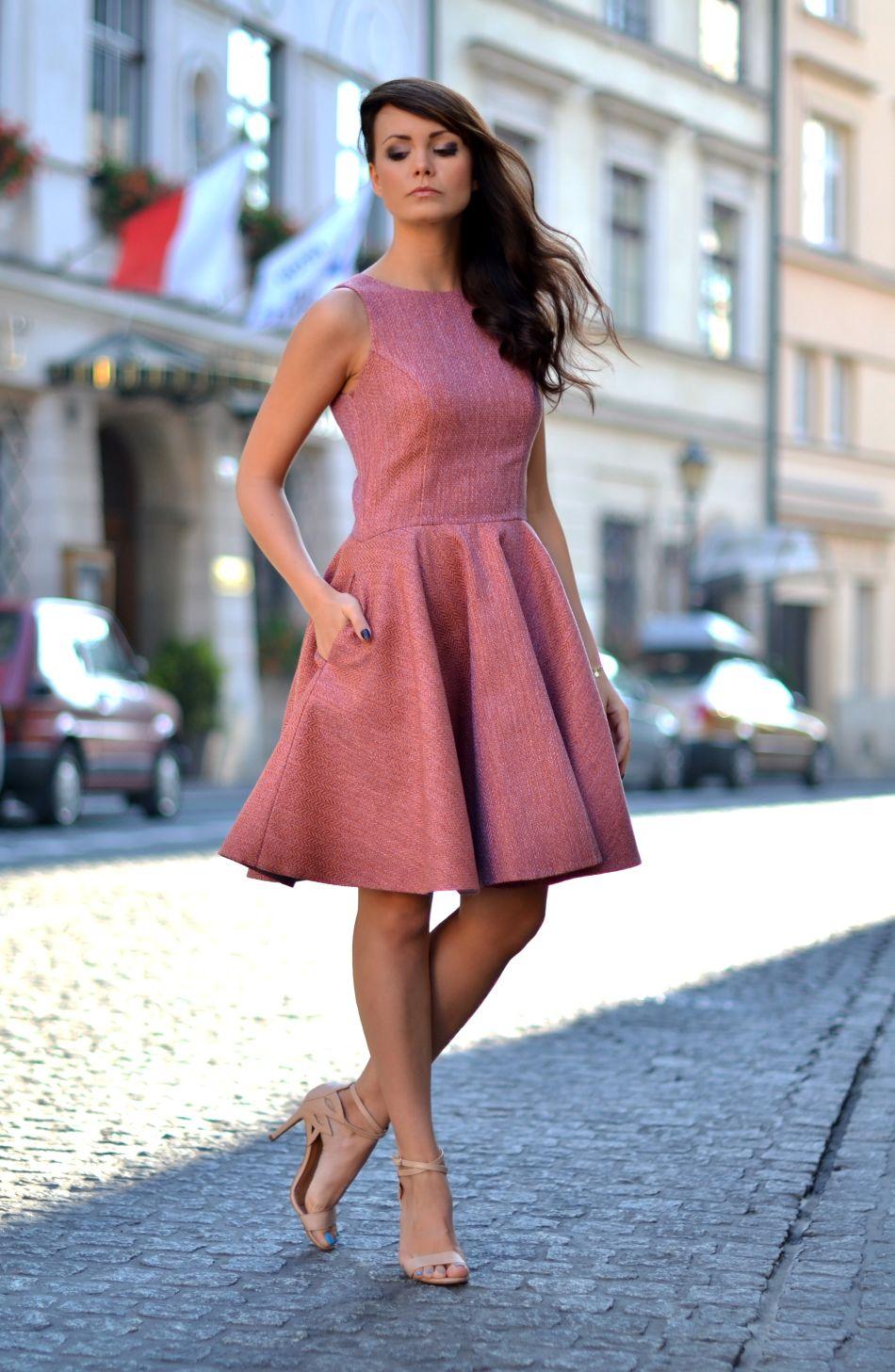 Sukienka Na Każdą Okazję Manifiq Co Cammy Blog O Modzie