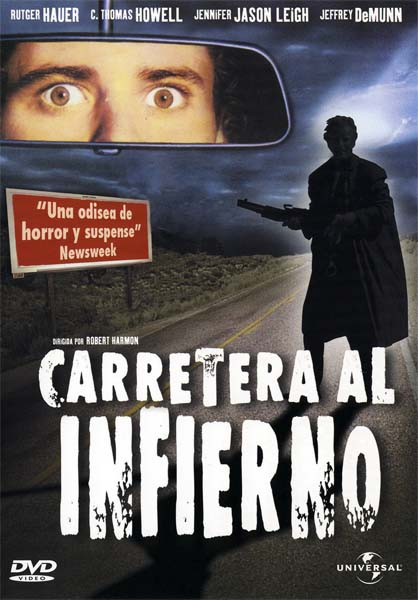SOSPECHOSOS CINÉFAGOS: CARRETERA AL INFIERNO (THE HITCHER) (1986)