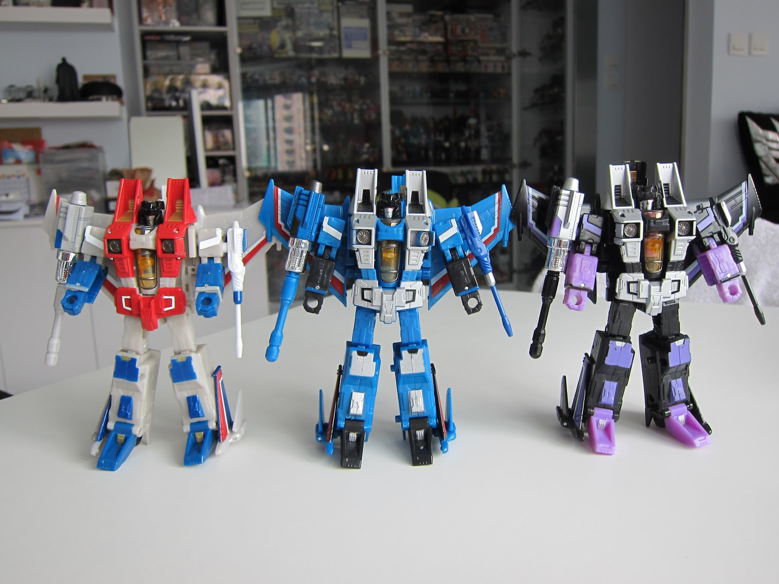 Heroic Decepticon: Review - Dr Wu Vanguard upgrades for Classics ...