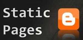 Cara Mengatasi Halaman Statis Blog Tidak Muncul