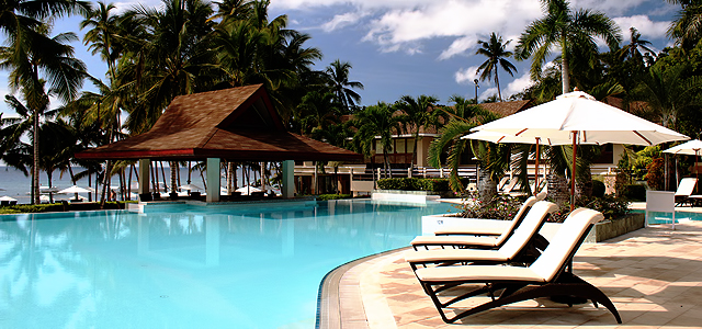A Review Henann Resort Alona Beach of Panglao Bohol Geejay