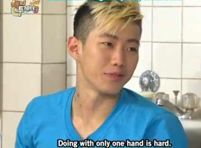 Happy Together With Jay Park Cut English Subs ~ KTVShow.Net | Watch