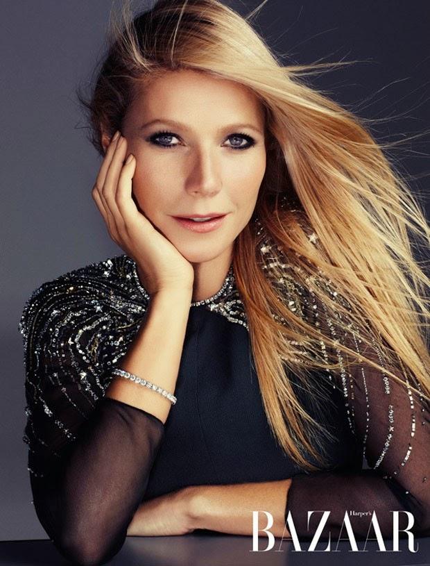 Gwyneth Paltrow mostrou que está em ótima forma no auge dos 42 anos
