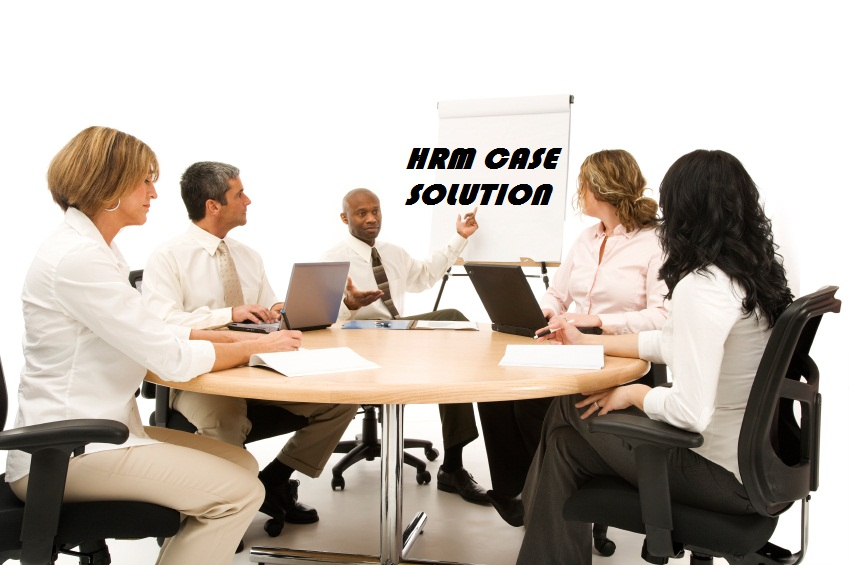 hrm case study with solutions