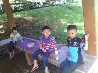 Lawatan Ke Zoo Taiping  Perak