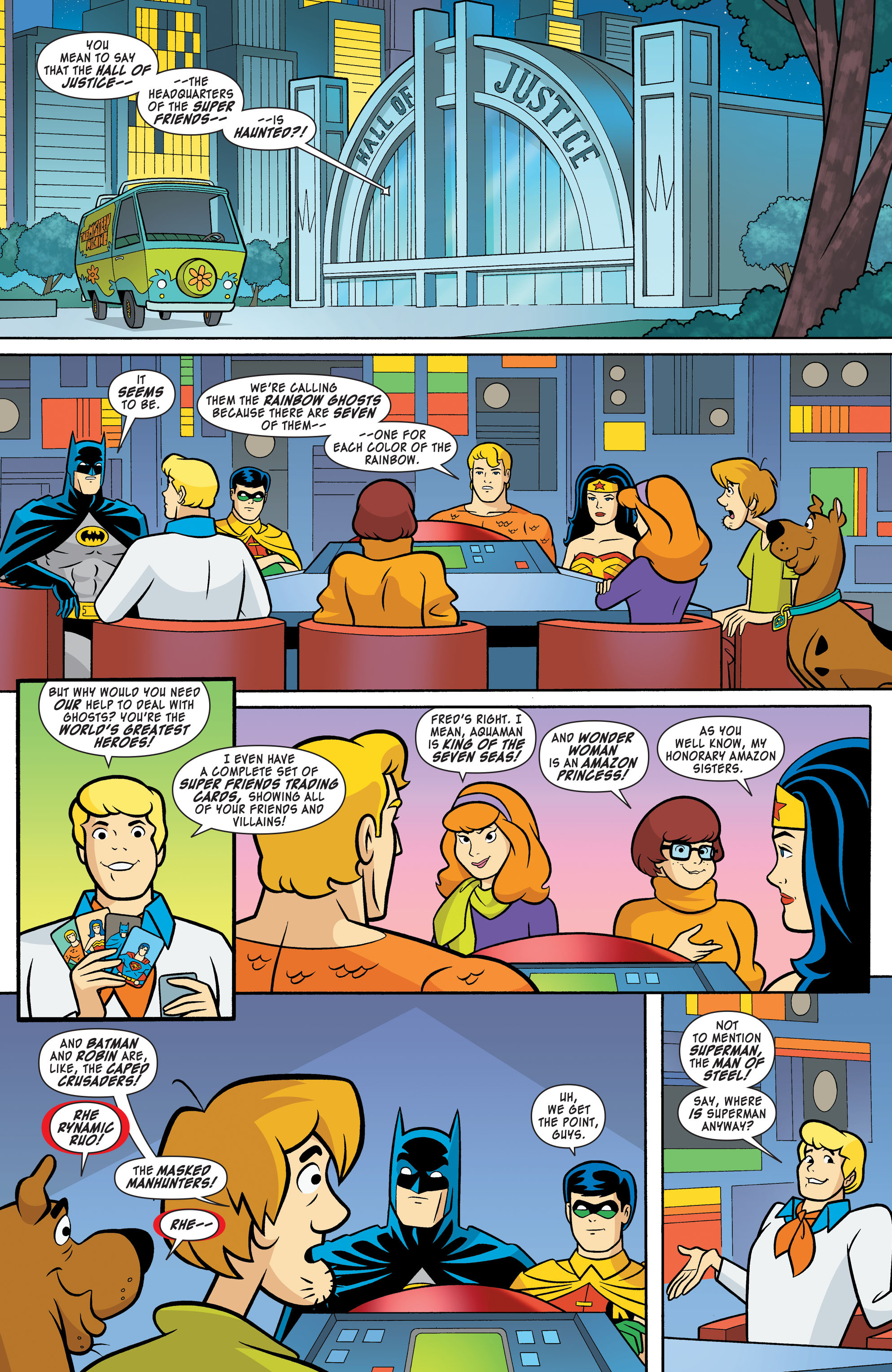 Read online Scooby-Doo! Team-Up comic -  Issue # _Special - 14
