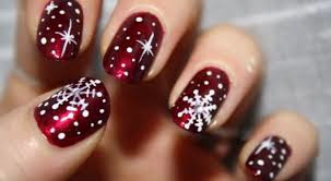 Uñas - Nails - Unhas para navidad 2015 - 2016
