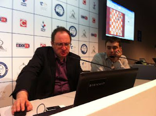 Boris Gelfand  © Chess & Strategy