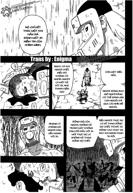 Naruto chap 532 Trang 6 - Mangak.info