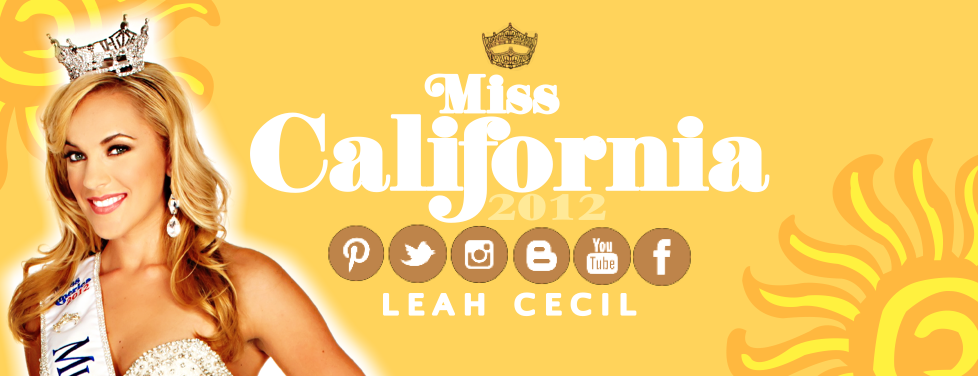 Miss California 2012