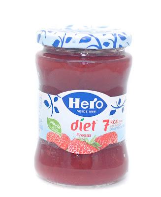 Hero Diet Fresa