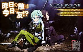 Sword Art Online Kirito Phantom Bullet