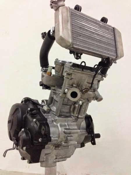 mesin Jupiter MX 150