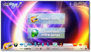 Software Karaoke Free Sing Magic Karaoke