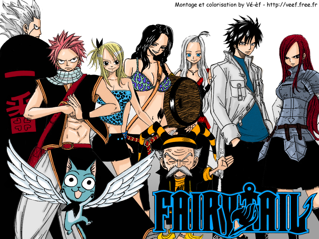 Fairy tail team natsu having sex
