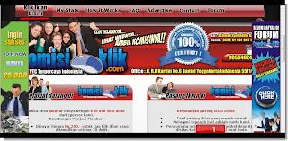 informasi cara menghasilkan uang dari internet