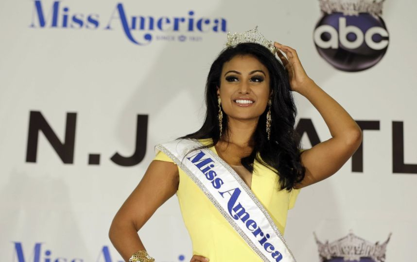 Miss New York crowned Miss America 2014