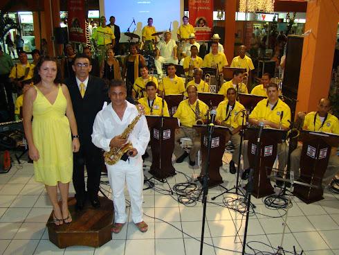 ANTIGA ORQUESTRA DE DEFESA CIVIL - REALIZAÇÃO E DIREÇÃO MUSICAL MAESTRO DALMI BIÉ