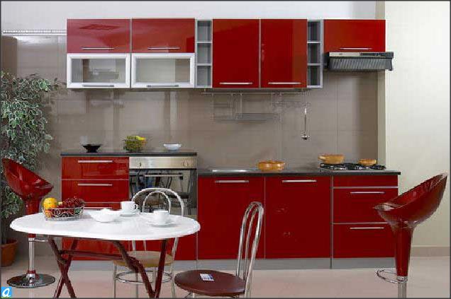 desain dapur kecil minimalis terbaru 2014