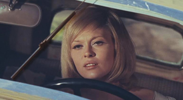 Bonnie And Clyde Real Pictures >> The Style Essentials--Faye Dunaway's Killer Glow in 1967's BONNIE AND CLYDE | GlamAmor