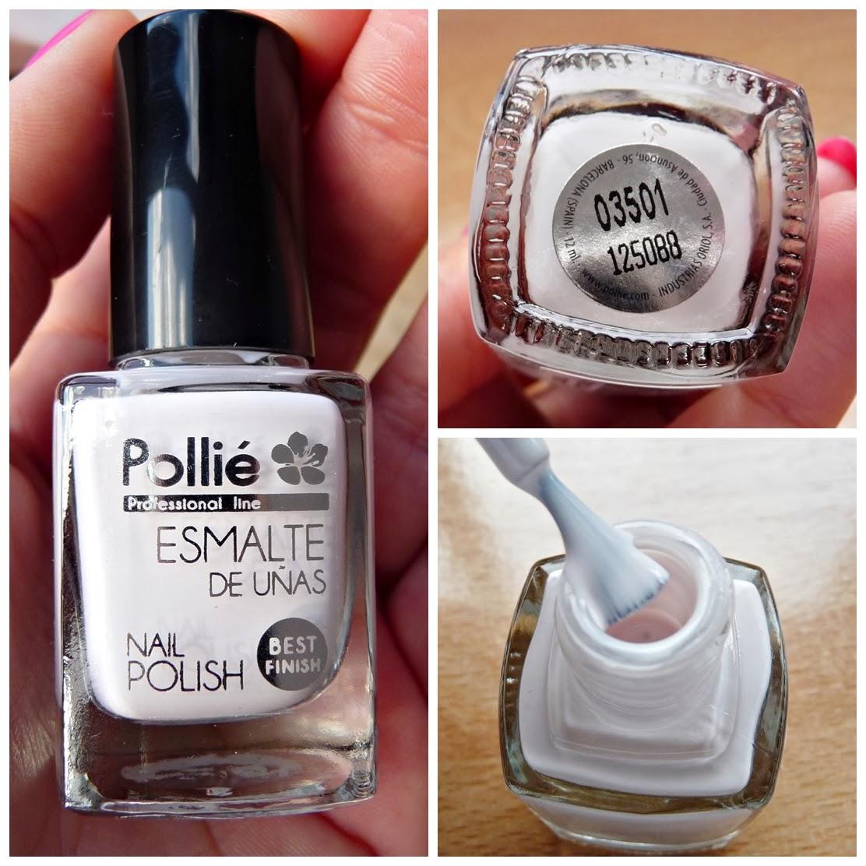 Envuelta en crema: Esmaltes Pollié: color en las uñas durante más de ...