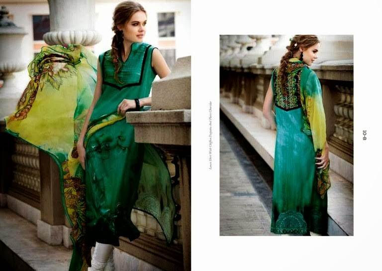 Resham Ghar Summer Lawn Floral Prints