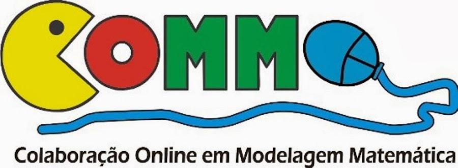 Colaboração Online em Modelagem Matemática