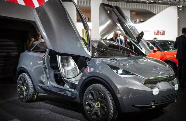 2016 Kia Niro Concept